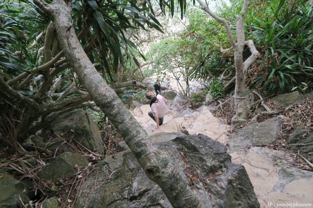 Klippen Monkey Island