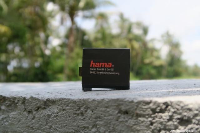Packliste Hama Li-Ion-Akku für GoPro HERO4 Black
