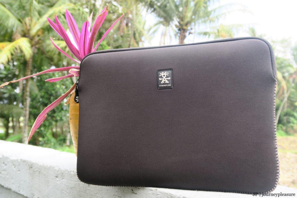 Packliste Crumpler The Base Layer weiche Hülle für MacBook (13 Zoll)
