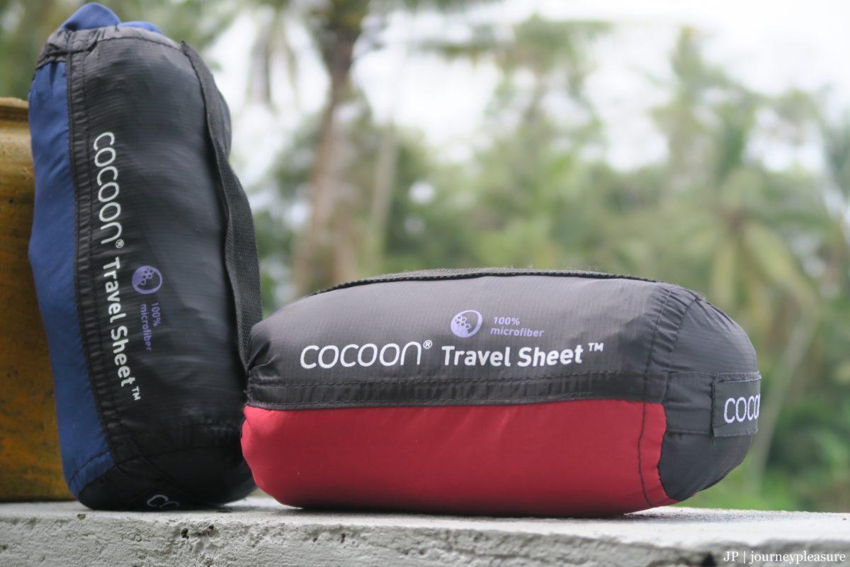 Packliste Cocoon - Microfaserschlafsack Travel Sheet