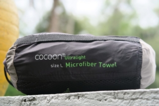 Packliste Cocoon - Microfaser Towel L