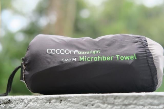 Packliste Cocoon Microfaser Towel M