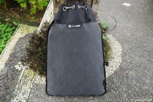 Packliste Pacsafe Travelsafe 12L