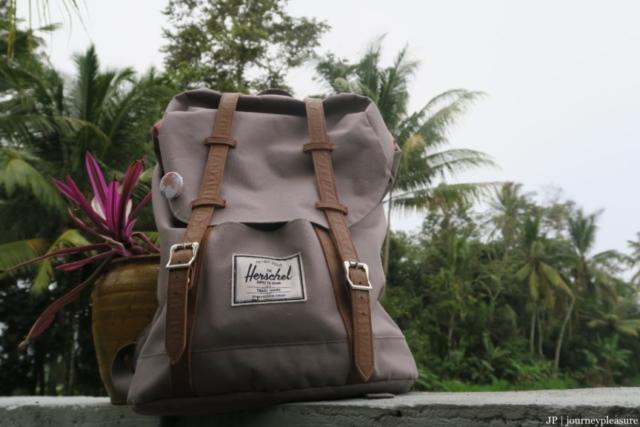 Packliste Herschel Rucksack