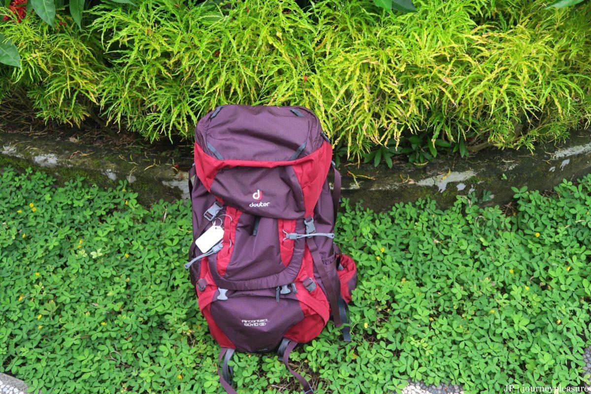 Packliste Deuter Damen Rucksack Aircontact PRO 65 + 15 SL