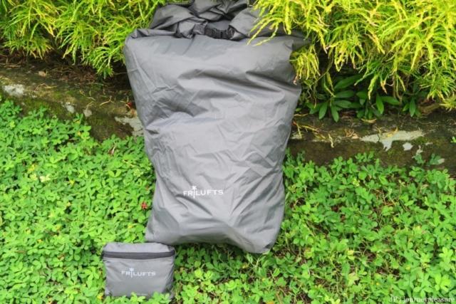 Packliste Frilufts Cargo Bag