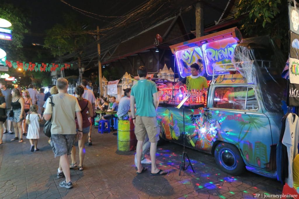 Bangkok VW-Bulli Bar
