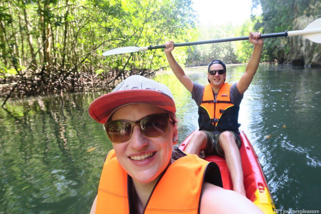 Kayak Mangroven