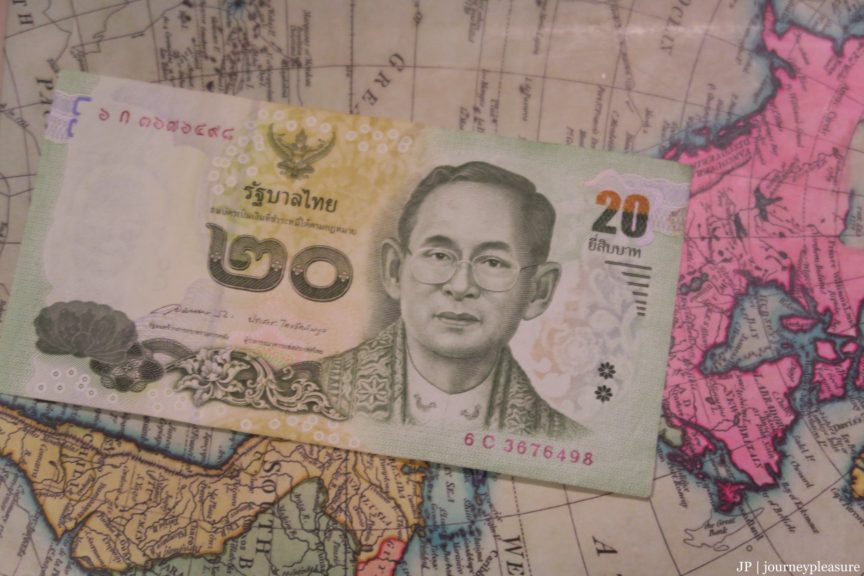 Weltreise-Kosten Bangkok