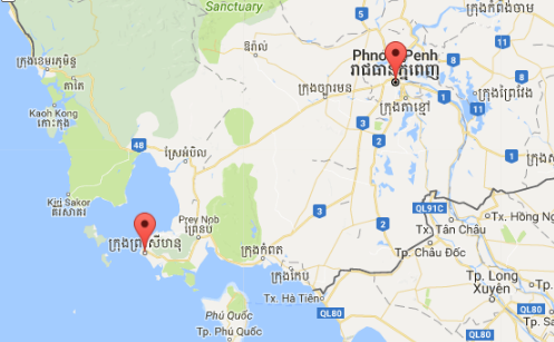 Pin Sihanoukville