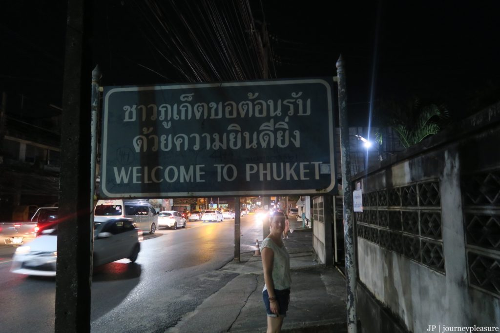Welcome to Phuket