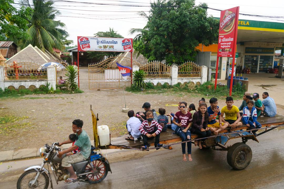 Songkran in Kambodscha