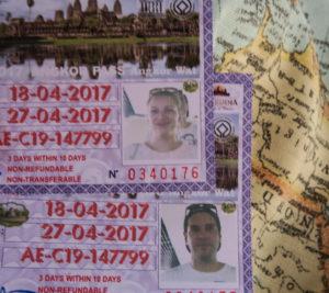 Angkor Wat Tickets